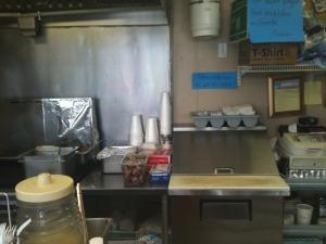 Gas Station Kitchen
