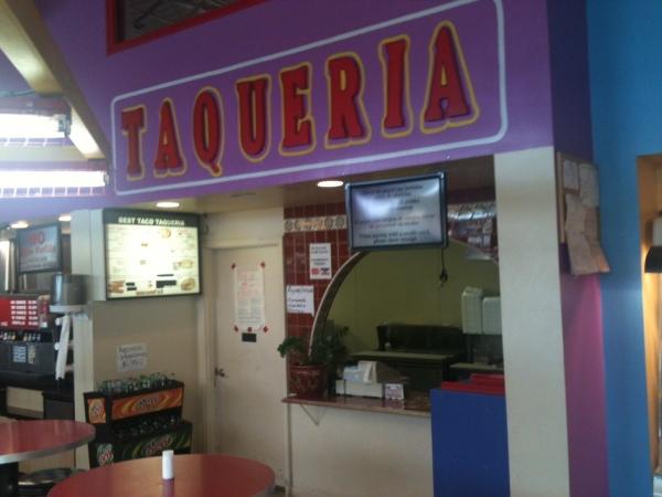 Best Taco Taqueria