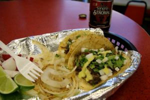 Flash Mart Barbacoa Tacos