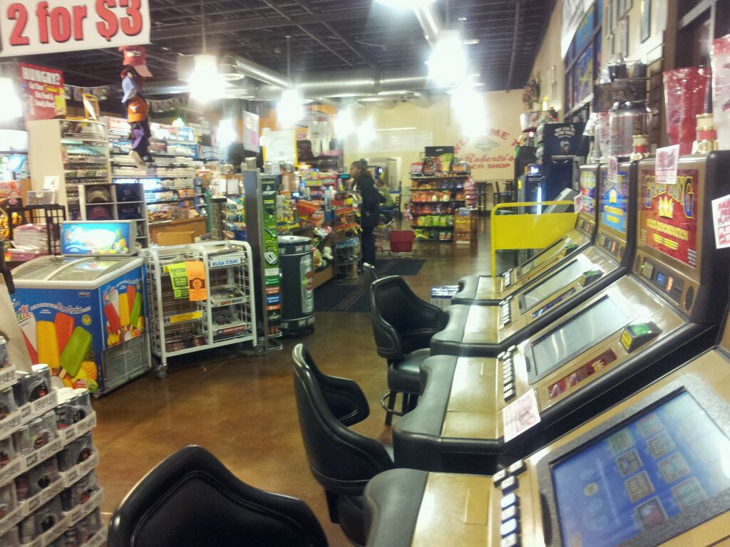 Question about convenience store non gambling gaming machines